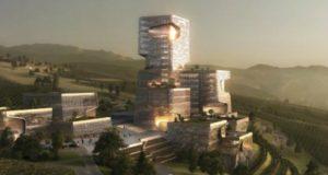 თიბისის ახალი ოფისი იქნება ერთ-ერთი აუცილებლად მოსანახულებელი შენობა თბილისში