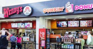 Wendy's-ს და Dunkin-ს რეალიზაცია მკვეთრად გაეზარდა