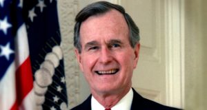 აშშ-ს ყოფილი პრეზიდენტი ჯორჯ ბუში უფროსი გარდაიცვალა