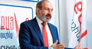 ფაშინიანი: სომხეთი როგორც რუსეთის, ისე ევროკავშირის პარტნიორია