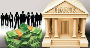 კომერციული ბანკების მიერ ეკონომიკის დაკრედიტება 533.7 მლნ მლნ ლარით გაიზარდა