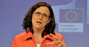 ევროკომისარი - ვხედავთ, რომ საქართველოდან უკვე ბევრი პროდუქტი იმკვიდრებს ადგილს ევროკავშირის სავაჭრო დახლებზე