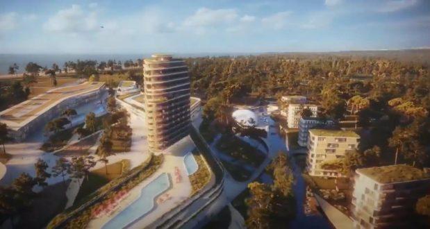 """500 მილიონის ინვესტიცია - ქობულეთში მწვანე ქალაქისა და გოლფის მოედნის """"Green Resort""""-ის მშენებლობა იწყება"""