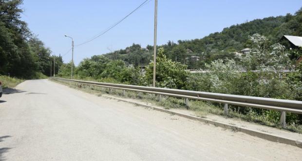 მოლითი-ჩუმათელეთის 26 კილომეტრიანი გზის მშენებლობა იწყება