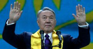 ყაზახეთის პრეზიდენტმა ნურსულთან ნაზარბაევმა თანამდებობა დატოვა