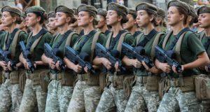 ქალების ჯარში გაწვევა, შესაძლოა, სავალდებულო გახდეს