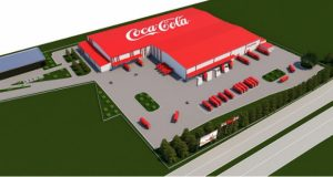 COCA-COLA-ს ახალი ქარხნის მშენებლობა დასრულდა