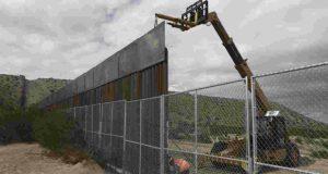 ტრამპის მომხრეები მექსიკის საზღვარზე კედელს თვითონ აშენებენ