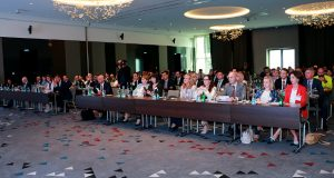 ნაღდი ფულის მიმოქცევის და მართვის თემაზე საქართველო საერთაშორისო კონფერენციას მასპინძლობს