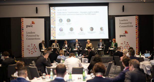 PwC-ის საჯარო სექტორის და ინფრასტრუქტურის გლობალური ლიდერები თბილისში ორდღიან კონფერენციაზე იკრიბებიან