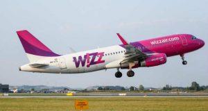 WizzAir ქუთაისის აეროპორტიდან 12 ახალი მიმართულებით იფრენს