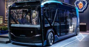 ნაგვის მანქანა სამგზავრო ავტობუსად ტრანსფორმირდება
