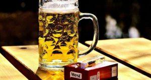 ივნისში ალკოჰოლური სასმელებისა და თამბაქოს ფასი 20.1%-ით გაიზარდა