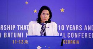 ზურაბიშვილი - საჭიროა, საქართველოს ეკონომიკა მოვარგოთ ევროკავშირის ერთიან საბაზრო წესებს