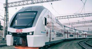"""""""საქართველოს რკინიგზა"""" მატარებლებში ინფორმაციას რუსულ ენაზე აღარ გამოაცხადებს"""
