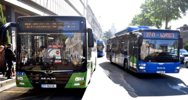 ბუნებრივ აირზე მომუშავე 12-მეტრიანი, 110 ერთეული ავტობუსის შესაძენად ტენდერი გამოცხადდება