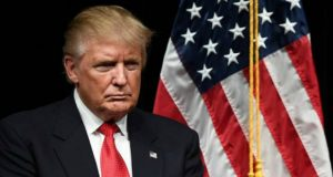 """""""აშშ-ის ისტორიის განმავლობაში არ ყოფილა არც ერთი პრეზიდენტი, რომელსაც ისე ცუდად ექცეოდნენ, როგორც მე"""""""