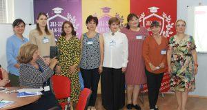 გიმნაზია აია-ჯესს-ში მასწავლებელთა საერთაშორისო კონფერენცია გაიხსნა