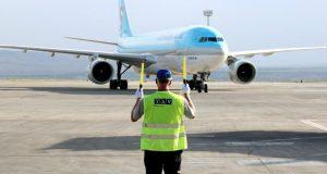 აგვისტოში საქართველოს აეროპორტებში მგზავრთნაკადი 11%-ით შემცირდა