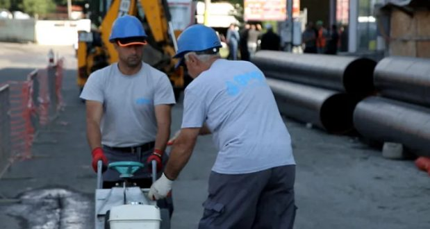 GWP ლეჟავას ქუჩაზე წყალმომარაგების სისტემას აახლებს