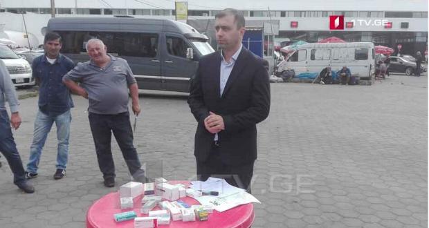 კახა კუკავას პარტია თურქეთიდან მედიკამენტების იმპორტსა და შესასყიდ ფასად გაყიდვას იწყებს
