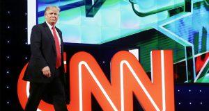 CNN-ი დონალდ ტრამპის წინასაარჩევნო რგოლს ეთერში არ გაუშვებს