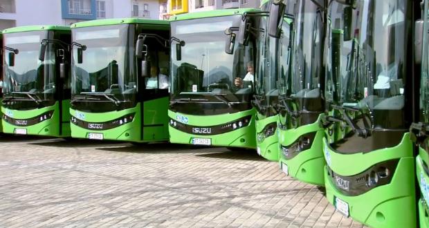 თბილისში დამატებით 30 ახალი ავტობუსი იმოძრავებს