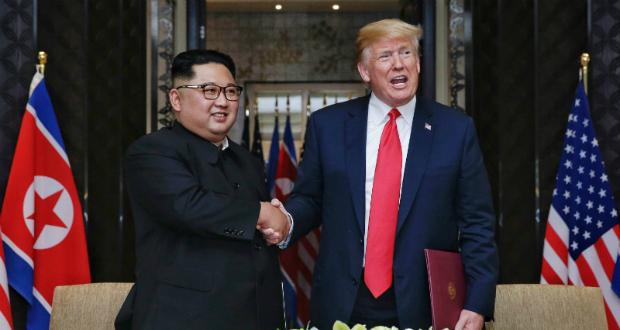 """ჩრდილოეთ კორეა - თუ ტრამპი კიმ ჩენ ინს """"კაცი რაკეტას"""" დაუძახებს, ჩვენ მას უუნაროს შევარქმევთ"""